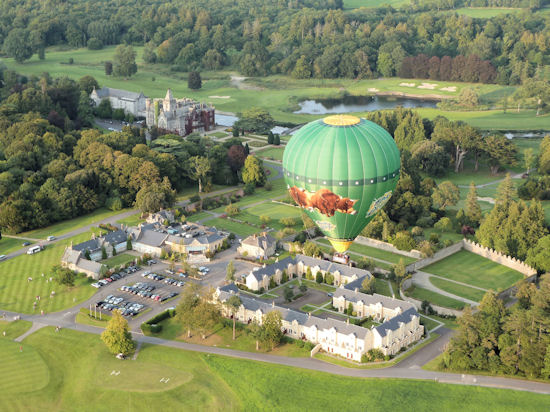 Adare Manor Villas >> Irish Balloon Flight Locations